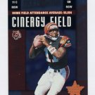 1999 Leaf Rookies And Stars Ticket Masters #TM16 Corey Dillon / Akili Smith - Bengals /2500