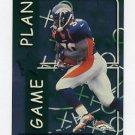 1999 Leaf Rookies And Stars Game Plan #GP07 Terrell Davis - Broncos /2500