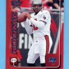 1999 Leaf Rookies And Stars Football #294 Shaun King RC - Tampa Bay Buccaneers