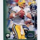 1999 Leaf Rookies And Stars Football #079 Brett Favre - Green Bay Packers