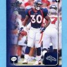 1999 Leaf Rookies And Stars Football #064 Terrell Davis - Denver Broncos
