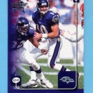 1999 Leaf Rookies And Stars Football #022 Stoney Case - Baltimore Ravens