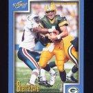 1999 Score Football #008 Brett Favre - Green Bay Packers