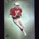 1999 SP Authentic NFL Headquarters #HQ02 Jake Plummer - Arizona Cardinals