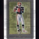 1999 SP Authentic Rookie Blitz #RB06 Kevin Johnson RC - Cleveland Browns