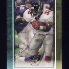 1999 SP Authentic Supremacy #S08 Jamal Anderson - Atlanta Falcons