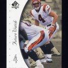 1999 SP Authentic Football #143 Scott Covington RC - Cincinnati Bengals /1999