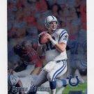 1999 Stadium Club Chrome Football #069 Peyton Manning - Indianapolis Colts