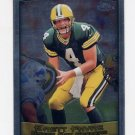 1999 Topps Chrome Football #110 Brett Favre - Green Bay Packers