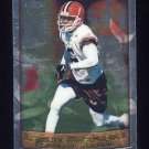 1999 Topps Chrome Football #098 Leslie Shepherd - Cleveland Browns