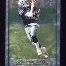 1999 Topps Chrome Football #095 James Jett - Oakland Raiders
