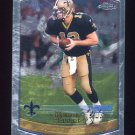 1999 Topps Chrome Football #079 Kerry Collins - New Orleans Saints
