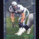 1999 Topps Chrome Football #076 Chad Brown - Seattle Seahawks