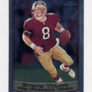 1999 Topps Chrome Football #070 Steve Young - San Francisco 49ers