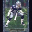 1999 Topps Chrome Football #069 Deion Sanders - Dallas Cowboys