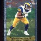 1999 Topps Chrome Football #054 Isaac Bruce - St. Louis Rams