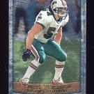 1999 Topps Chrome Football #006 Zach Thomas - Miami Dolphins