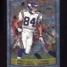 1999 Topps Chrome Football #001 Randy Moss - Minnesota Vikings