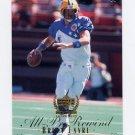 1999 Upper Deck Century Legends Football #101 Brett Favre - Green Bay Packers