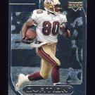 1999 Upper Deck Ovation Curtain Calls #CC11 Jerry Rice - San Francisco 49ers