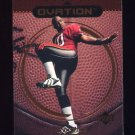 1999 Upper Deck Ovation Football #76 Shaun King RC - Tampa Bay Buccaneers