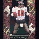 1999 Upper Deck Ovation Football #56 Trent Dilfer - Tampa Bay Buccaneers