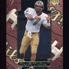 1999 Upper Deck Ovation Football #35 Danny Wuerffel - New Orleans Saints