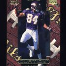 1999 Upper Deck Ovation Football #32 Randy Moss - Minnesota Vikings NM-M