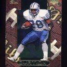 1999 Upper Deck Ovation Football #19 Barry Sanders - Detroit Lions