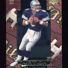 1999 Upper Deck Ovation Football #15 Troy Aikman - Dallas Cowboys