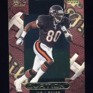 1999 Upper Deck Ovation Football #10 Curtis Conway - Chicago Bears
