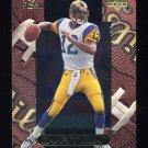 1999 Upper Deck Ovation Football #05 Tony Banks - Baltimore Ravens