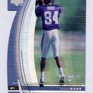 1999 Black Diamond Diamond Cut #059 Randy Moss - Minnesota Vikings