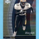 1999 Black Diamond Football #067 Eddie Kennison - New Orleans Saints