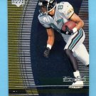 1999 Black Diamond Football #051 Keenan McCardell - Jacksonville Jaguars