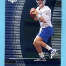 1999 Black Diamond Football #045 Peyton Manning - Indianapolis Colts