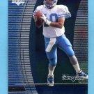 1999 Black Diamond Football #039 Charlie Batch - Detroit Lions