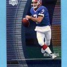 1999 Black Diamond Football #012 Doug Flutie - Buffalo Bills
