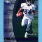 1999 Black Diamond Football #009 Jermaine Lewis - Baltimore Ravens