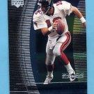1999 Black Diamond Football #007 Chris Chandler - Atlanta Falcons