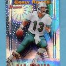 1999 Bowman Late Bloomers / Early Risers #U3 Dan Marino - Miami Dolphins