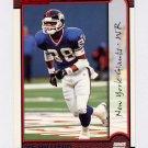 1999 Bowman Football #085 Ike Hilliard - New York Giants