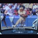 1998 Upper Deck Encore Football #143 Eddie George - Houston Oilers