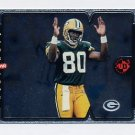 1998 UD3 Football #123 Derrick Mayes - Green Bay Packers