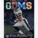1998 Topps Chrome Hidden Gems #HG09 Keenan McCardell - Jacksonville Jaguars
