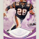 1998 SPx Finite Spectrum #125 Corey Dillon - Cincinnati Bengals 349/750
