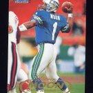 1998 Fleer Tradition Football #163 Warren Moon - Seattle Seahawks