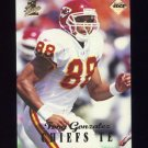 1998 Collector's Edge First Place 50-Point #090 Tony Gonzalez - Kansas City Chiefs