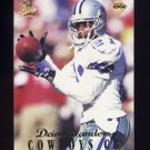 1998 Collector's Edge First Place Football #181 Deion Sanders - Dallas Cowboys