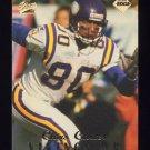 1998 Collector's Edge First Place Football #044 Cris Carter - Minnesota Vikings